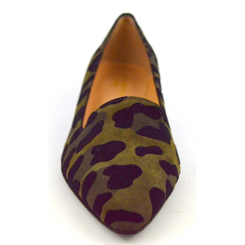 Altariva Pantofola Maculato Verde Gomma