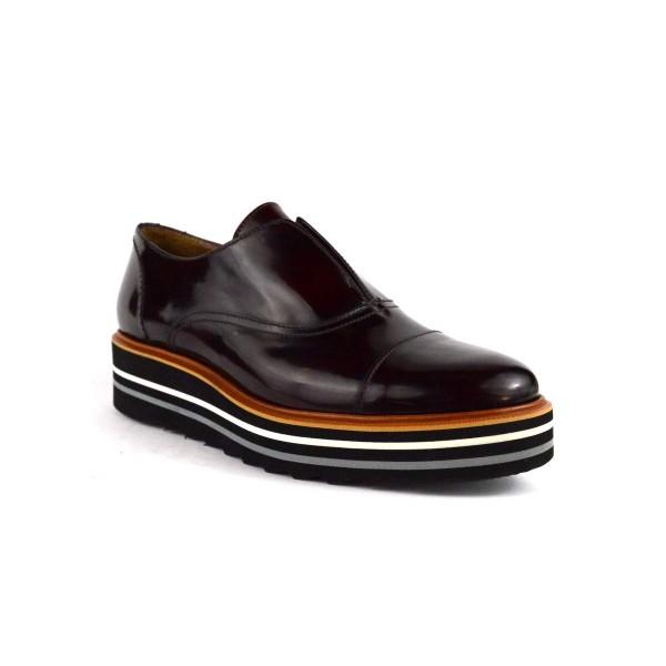 Altariva Pantofola Elastico Bordo` Fondo gomma