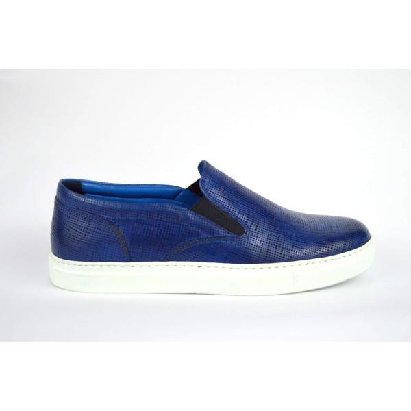 Francesco benigno Pantofola Blu Fondo gomma