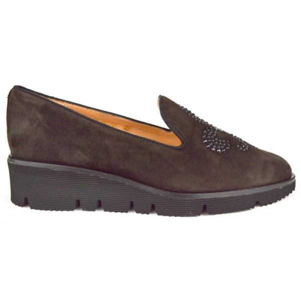 Altariva Pantofola Giglio Testa di moro Fondo gomma