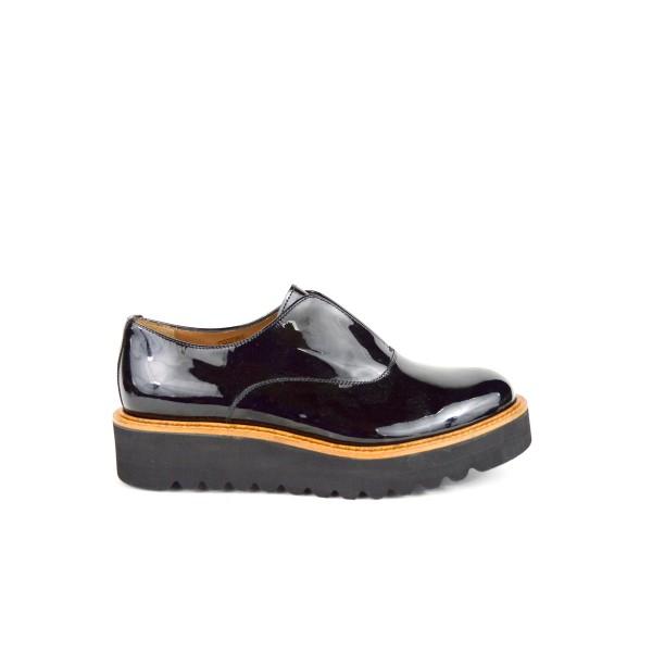 Altariva Pantofola Puntale   Nero Fondo gomma