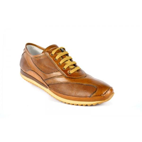 Galizio torresi Sneakers Coccodrillo Fondo gomma