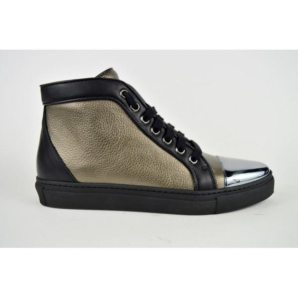 Stokton Sneakers Puntale   Nero G