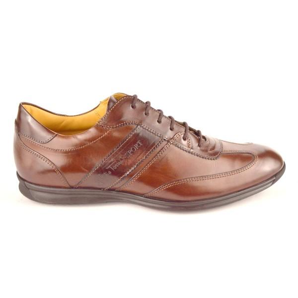 Galizio torresi Sneakers Marrone Fondo gomma