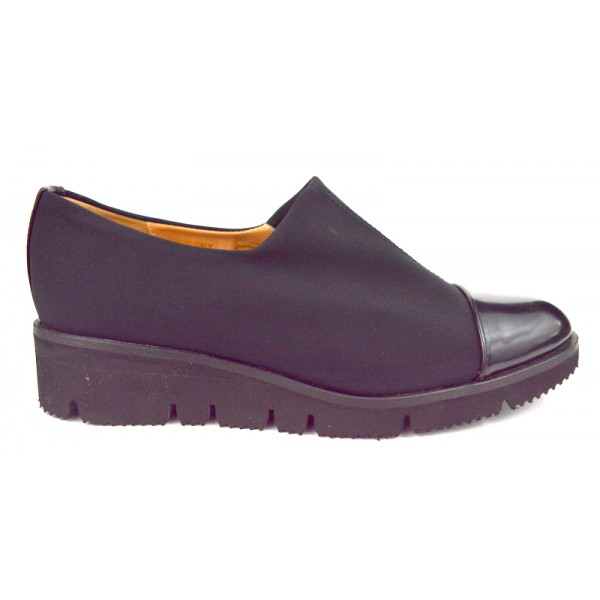 Altariva Pantofola Nero Gomma
