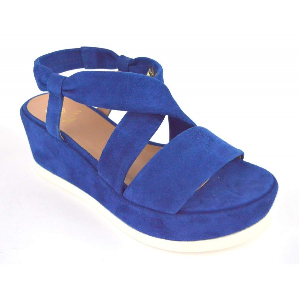 Altariva Sandali Blu Fondo gomma
