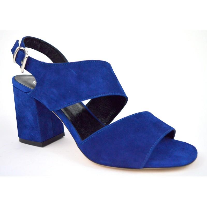 Altariva Sandalo 2 fasce Blu C1