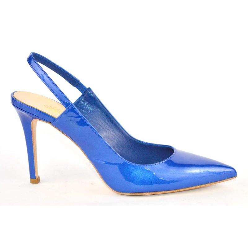 Altariva Chanel Blu chiaro Fondo cuoio