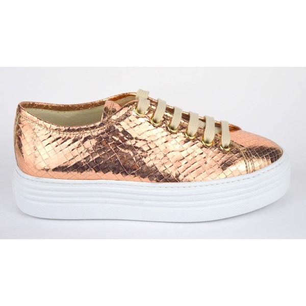 Stokton Sneakers Cipria Fondo gomma