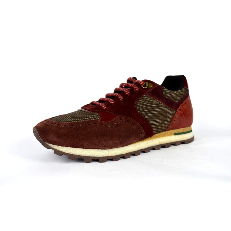 Brimarts Sneakers Bordo` Fondo gomma