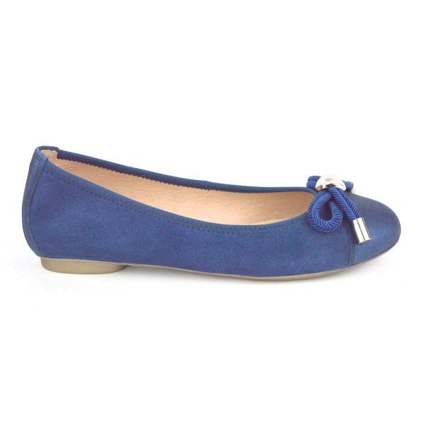 Hispanitas Ballerina Cordoncino Blu