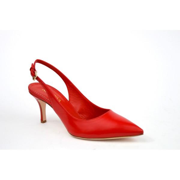 Altariva Chanel   Rosso Fondo cuoio