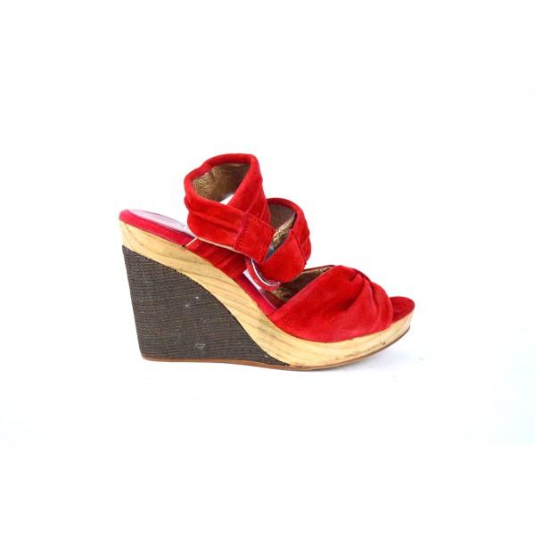 Altariva Scarpa Cinturino Rosso