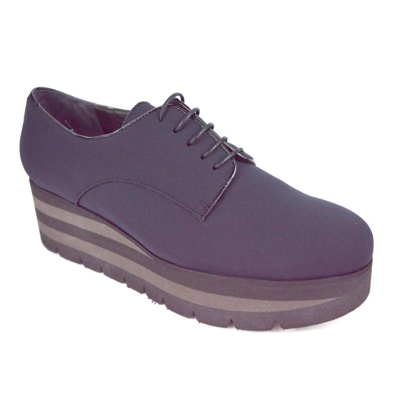 Altariva Sneakers Nero Fondo gomma