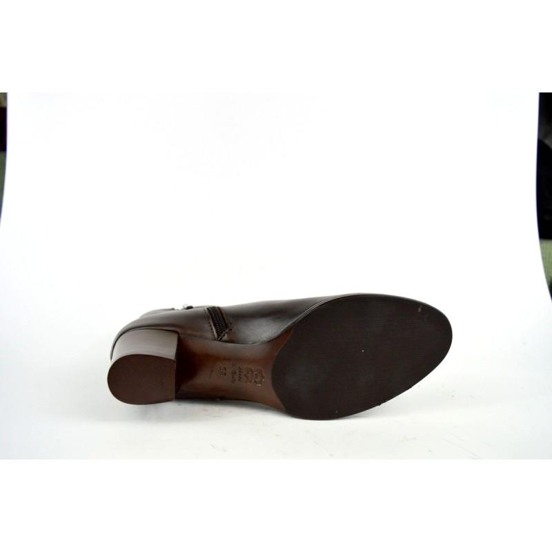 Altariva Polacchino Liscio   Testa di moro Fondo cuoio e gomma