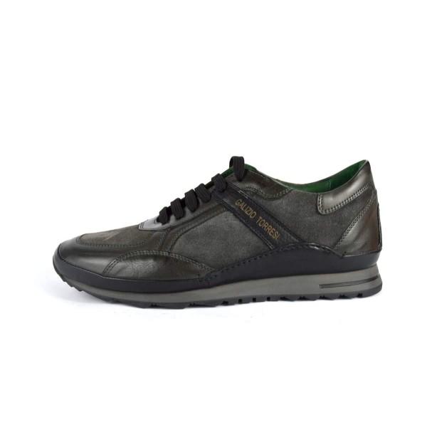 Galizio torresi Sneakers Grigio scuro Fondo gomma