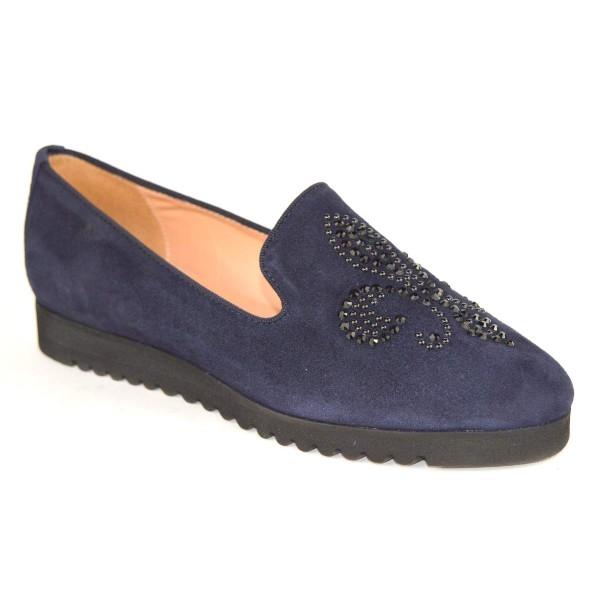 Altariva Pantofola Giglio Blu Fondo gomma