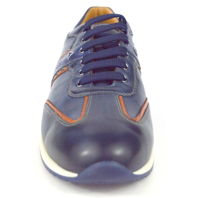 Galizio torresi Sneakers Sneakers Blu + marrone