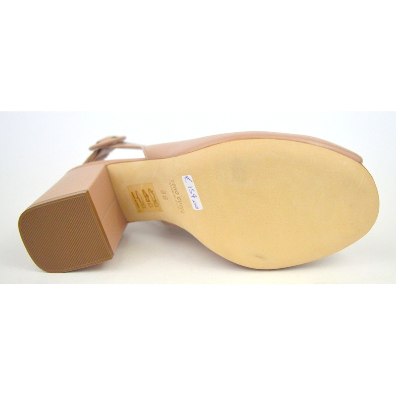 Altariva Sandalo Accollato Cipria C1