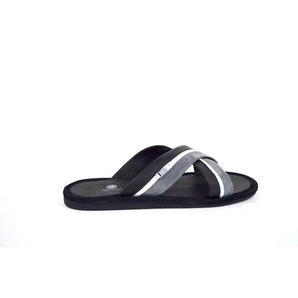 Altariva Scarpa Nero + grigio