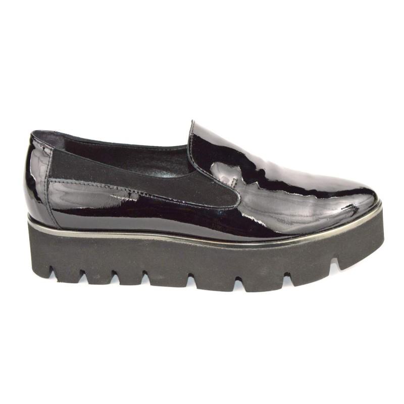 Altariva Pantofola Liscia Nero Fondo gomma