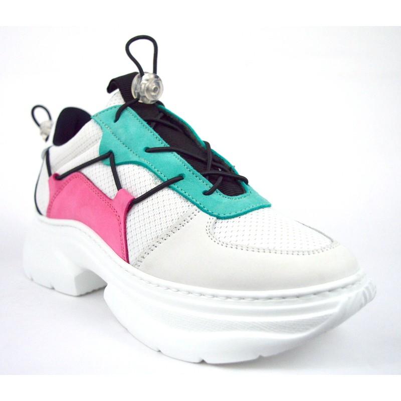 Stokton Sneakers Multicolore Multicolore Fondo gomma