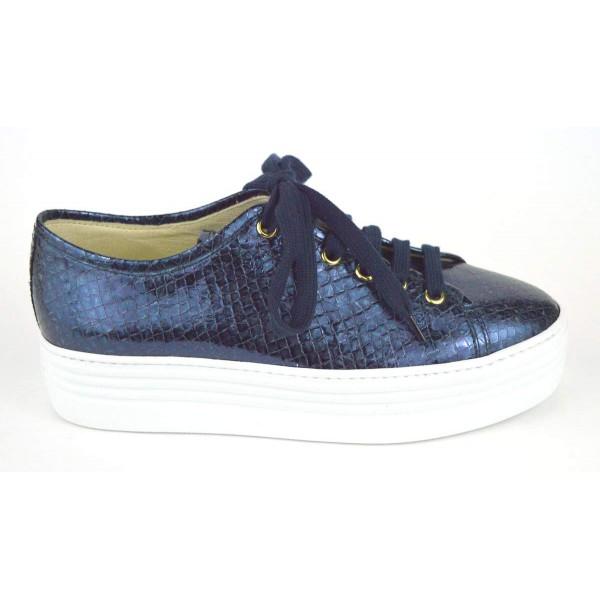 Stokton Sneakers Blu Fondo gomma