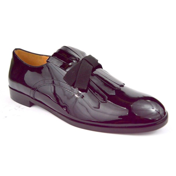 Altariva Pantofola Nero Mezza gomma