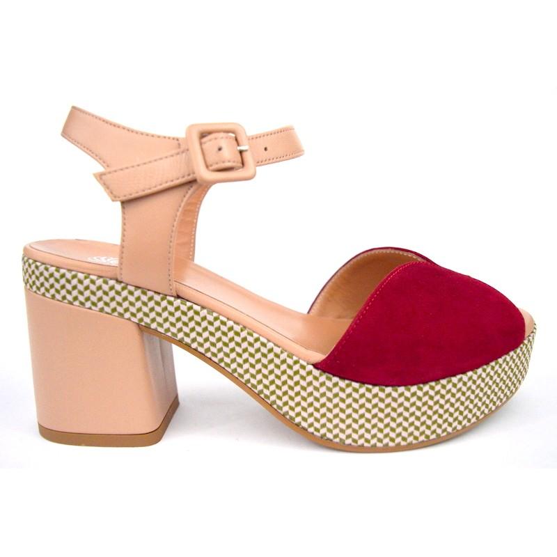 Altariva Sandalo Rosso+cipria D1
