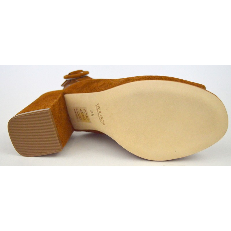 Altariva Sandalo Tacco 8 Testa di moro C1